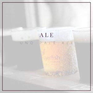 Ale und Pale Ale