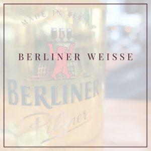 Berliner Weisse