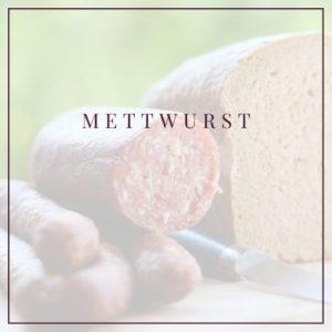 Mettwurst