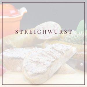 Streichwurst